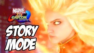 getlinkyoutube.com-Marvel Vs. Capcom Infinite: Story Mode, Infinity Stones & Release Date (Marvel Vs Capcom Infinite)