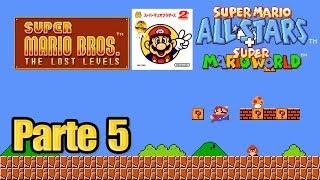 getlinkyoutube.com-Super Mario Bros The Lost Levels - Parte 5 - Español