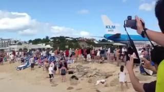 getlinkyoutube.com-必見! ジュリアナ空港 離陸するジャンボ機