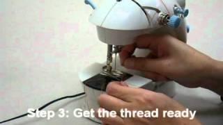 getlinkyoutube.com-LSS202 Sewing Machine Quick Start Guide