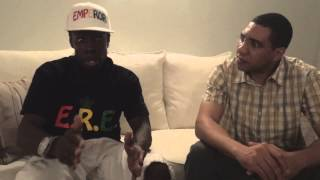Andrew Holness interview with Shabba Ranks