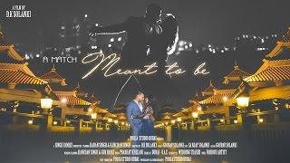 """A MATCH MEANT TO BE"" { Karan & Kanchan } Punjabi Wedding | Dubai - U.A.E"