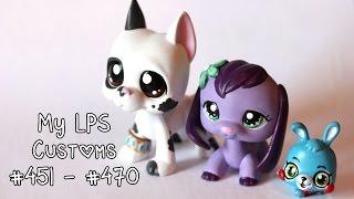 My LPS Customs #451 - #470