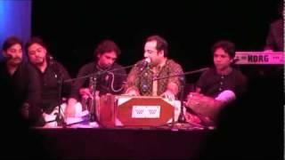 Rahat Fateh Ali Khan Live In Manchester Singing Gum Sum Gum Sum