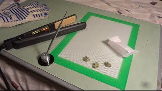 ROSIN TECH!!! (Easy Way to Make Hash Oil)