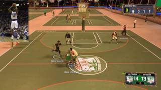 getlinkyoutube.com-How to Get Grand Badge   PlayMaker Pro   NBA 2K17