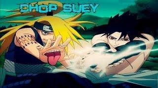 getlinkyoutube.com-[Naruto Shippuden AMV]- Sasuke vs Deidara【 HD】