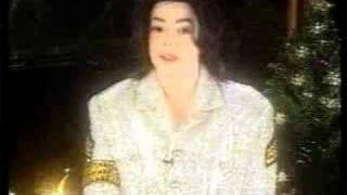 Michael Jackson's Xmas message 2002
