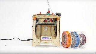 DIY Plastic Recycle Machine by Dave Hakkens