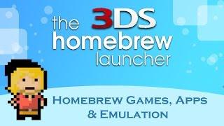 getlinkyoutube.com-[TUTORIAL] How To Use 3DS Ninjhax Homebrew Loading, Emulators & Apps | Firmware 4.0.0 - 9.2.0
