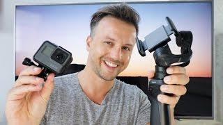 getlinkyoutube.com-HOW TO use your DJI OSMO MOBILE with your GoPro Hero5 - DIY $0 HACK