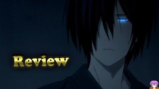 getlinkyoutube.com-Noragami Aragoto Episode 8 Anime Review - Very Dark ノラガミ
