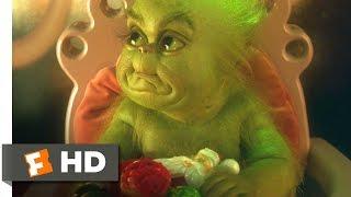getlinkyoutube.com-How the Grinch Stole Christmas (2/9) Movie CLIP - Baby Grinch (2000) HD