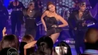 getlinkyoutube.com-Beyonce - Single Ladies Live @ Tyra Banks Show