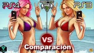 getlinkyoutube.com-GTA V Comparación Ps4 vs PS3 -07:02 DIFERENCIAS A SIMPLE VISTA-