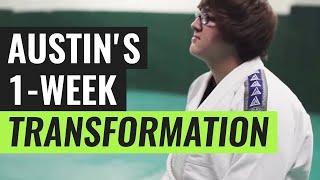 getlinkyoutube.com-Gracie Bullyproof: Austin's 1-Week Transformation