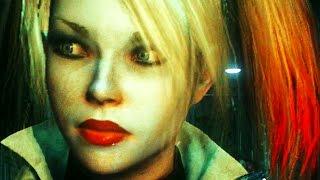 getlinkyoutube.com-Batman Arkham Knight - Harley Quinn Bossfight
