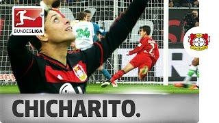 getlinkyoutube.com-All Goals So Far from Mexican Superstar Chicharito
