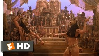 The Mummy Returns (8/11) Movie CLIP - Nefertiri vs. Anck Su (2001) HD