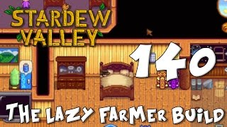 getlinkyoutube.com-Stardew Valley The Lazy Farmer Build #140 - Groundhogs Day
