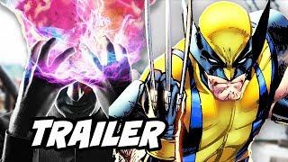 Legion Episode 1 Trailer - XMen Universe 2017 and New Logan Trailer
