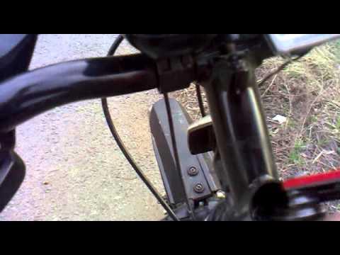 Как поднять руль на велосипеде