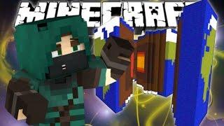 Minecraft   CRACK IN THE WORLD ADVENTURE   Custom Map