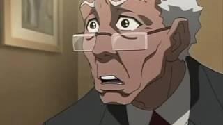 Boondocks Huey's best moments season 2 [HD]