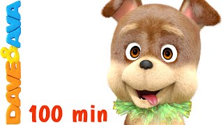 getlinkyoutube.com-Bingo Dog Song | Kids Songs & Nursery Rhymes | Dave and Ava
