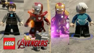 getlinkyoutube.com-LEGO Marvel's Avengers - IGN: SDCC Gameplay Demo Analysis