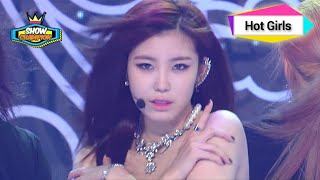 getlinkyoutube.com-Secret - I'm in Love, 시크릿 - 아임 인 러브, Show Champion 20140820