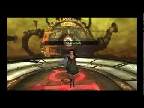 Let's Play Alice: Madness Returns: 5 - Smelling &amp; Regurgitating