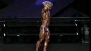 Lee Priest Mr.Olympia 2002