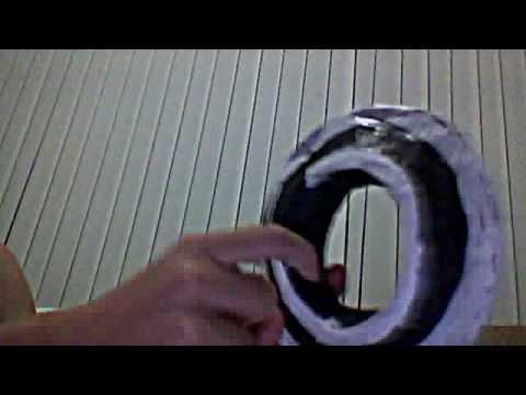Como fazer seu disco do tron (Primeira vez que eu fiz.)