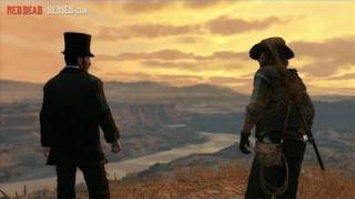 getlinkyoutube.com-I Know You (Good Choices) - Stranger Mission - Red Dead Redemption