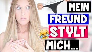 getlinkyoutube.com-MEIN FREUND STYLT MICH FÜR 300 EURO UM! 😅 | LaurenCocoXO