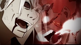 getlinkyoutube.com-Guy 8 Gates vs Six Path Madara【Naruto AMV】