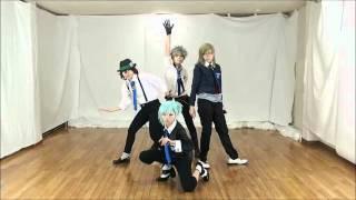 getlinkyoutube.com-【Stage☆ON】The dice are cast/エボリューション・イヴ踊ってみた【公式振付】