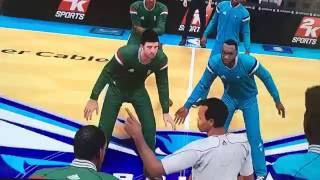 getlinkyoutube.com-NBA 2k15| How To Edit Demi God Fo The Demigod Glitch XBOX ONE WIRELESS!!!!