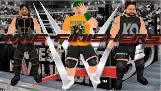 getlinkyoutube.com-WWE FINISHERS IN WRESTLING REVOLUTION 3D