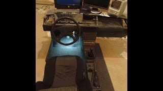 getlinkyoutube.com-racing sim 100% all DIY  update