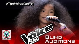 "getlinkyoutube.com-The Voice Kids Philippines 2015 Blind Audition: ""Better Days"" By Precious"
