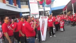 getlinkyoutube.com-Jalan Sehat Dies Unisbank ke 48