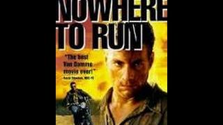 Nowhere to Run Action 1993  / Jean Claude Van Damme   HD