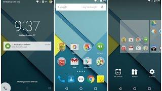 getlinkyoutube.com-Galaxy s3 mini Android Lollipop 5.0.2 ROM I8190/N/L CyanogenMod (CM12) Review 2015