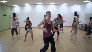 getlinkyoutube.com-Latin Dance Aerobic Workout