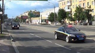 getlinkyoutube.com-машины двойники в кортеже Президента
