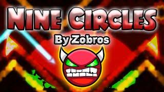 getlinkyoutube.com-Geometry Dash [1.9] (Demon) - Nine Circles by Zobros - GuitarHeroStyles