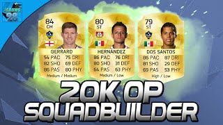 getlinkyoutube.com-FIFA 16 INSANE OVERPOWERED 20k SWEAT HYBRID SQUAD BUILDER!! w/ DOS SANTOS, GERRARD & CHICHARITO!