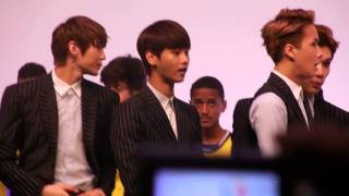 getlinkyoutube.com-[140813] KBEE 2014 in Sao Paulo/Brazil Opening Ceremony - VIXX